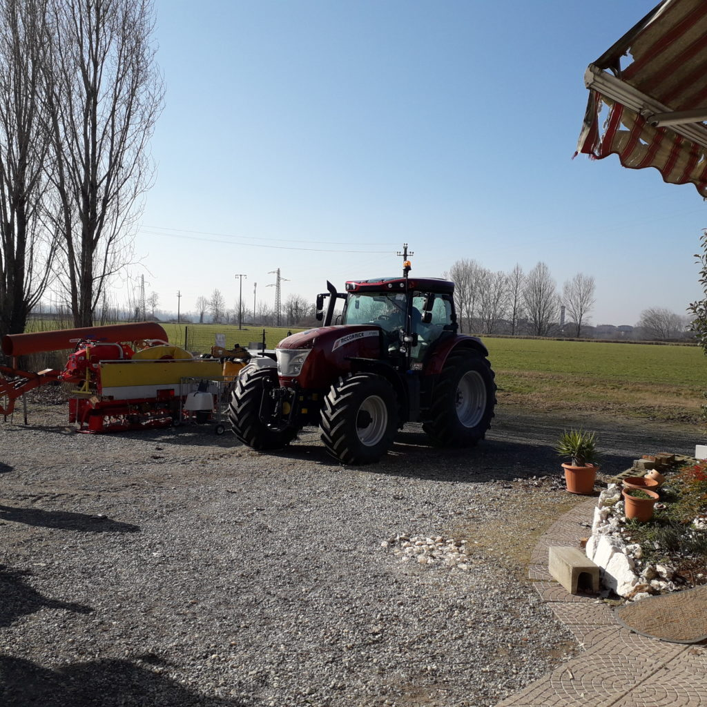 trattrici agricole